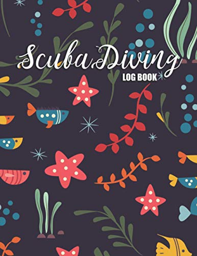 Scuba Diving Log book: Diver's log book with Photo Page for Diving Memory