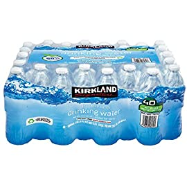 Kirkland Signature Purified Drinking Water, 16.9 Ounce, 40 Count 14 <p>Zero Calories No Artificial Color or Flavors Minerals Added for a Pure Refreshing Taste Perfect size for an on-the-go lifestyle Bottled using the highest quality standards in the industry.</p>