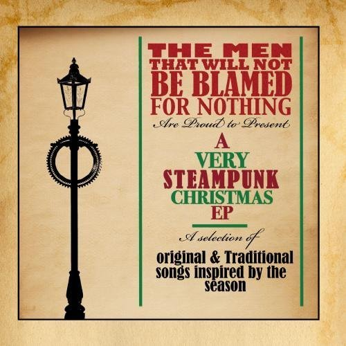 A Very Steampunk Christmas EP by Leather Apron