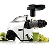 Omega NC900HDC Juicer Extractor and Nutrition System Creates Fruit Vegetable and Wheatgrass Juice...