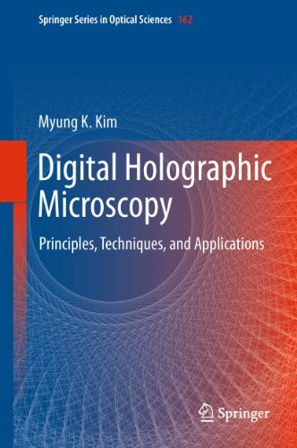 Compare Textbook Prices for Digital Holographic Microscopy: Principles, Techniques, and Applications Springer Series in Optical Sciences 2011 Edition ISBN 9781441977922 by Kim, Myung K.