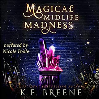 Magical Midlife Madness cover art