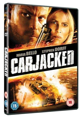 Carjacked [DVD] by Maria Bello