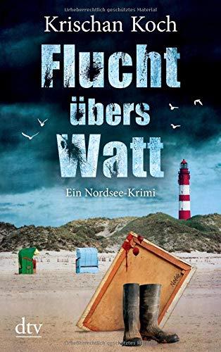 Flucht übers Watt: Ein Nordsee-Krimi (Harry Oldenburg, Band 1)