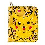 Pokémon Pikachu - Cartera plegable con espejo para maquillaje y tarjetero
