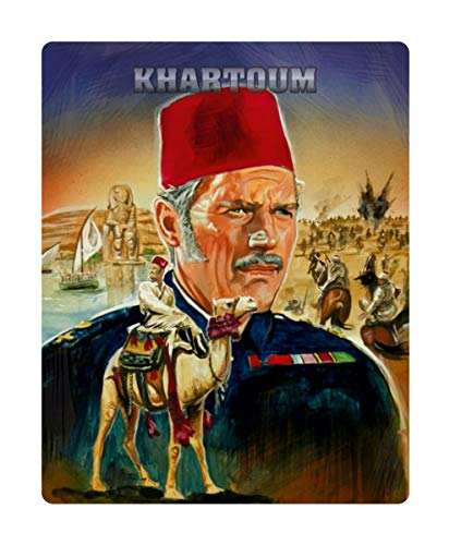 Khartoum – Aufstand am Nil LTD. - Novobox Klassiker Edition LTD. [Blu-ray]