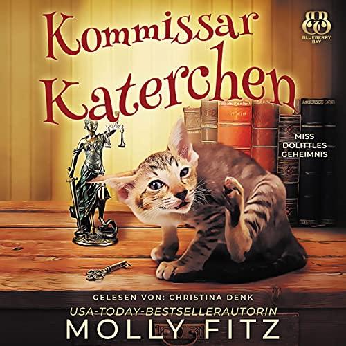 Kommissar Katerchen [Inspector Katerchen] Audiobook By Molly Fitz cover art