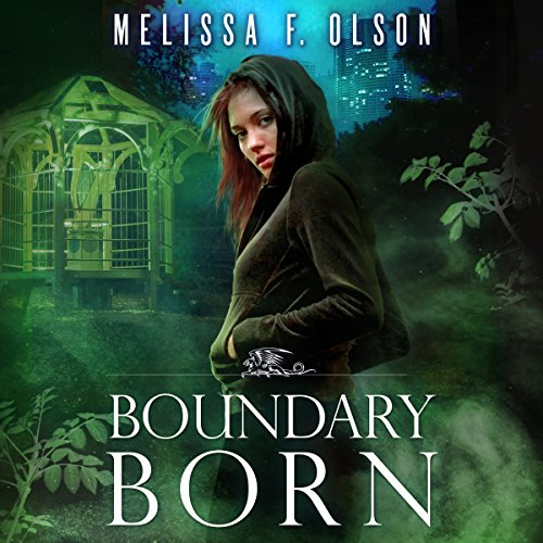 Boundary Born audiobook cover art