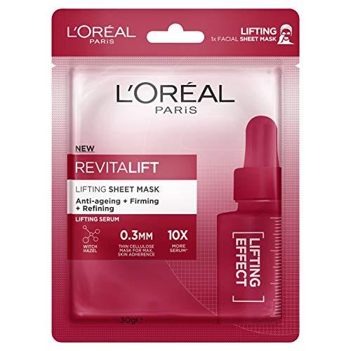 L'Oréal Paris Revitalift Lifting Sheet Mask, 30g