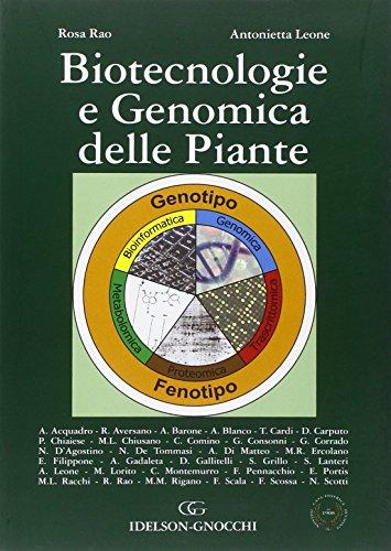 Biotecnologie e genomica delle piante