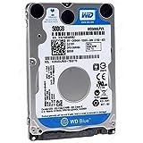Dell WD5000LPVX Western Digital Blue 7mm 500GB SATA 6Gbp/s 2.5' Laptop Hard Drive