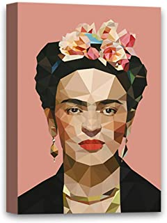 Funny Ugly Christmas Sweater Frida Kahlo Canvas Wall Art Digital Painting Home Decor Prints 8