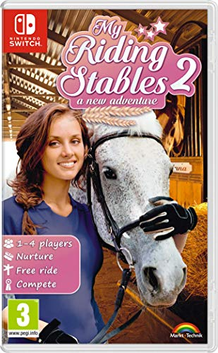 My Riding Stables 2. A New Adventure