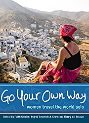 women travelling solo books