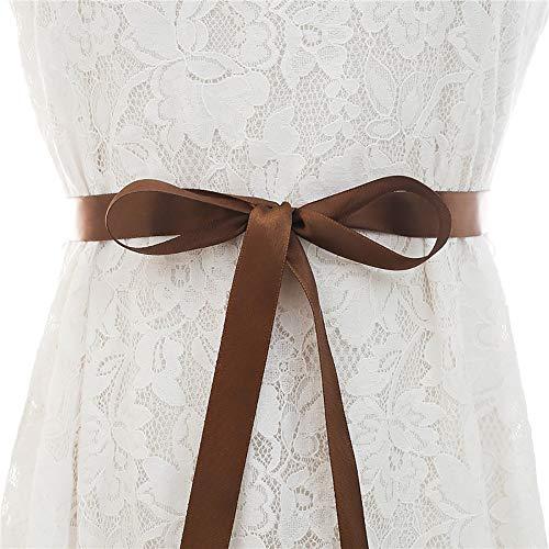 KCCCC Cintura para Mujer Cadena de Cintura Vestido Rhinestone Bridal Girdle Accesorios Nupciales Hechos a Mano Cinturón Banquete Banquete Cinturón para la decoración de Vestimenta.