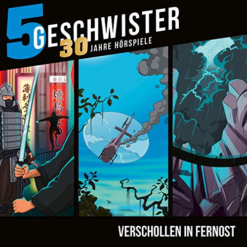 Verschollen in Fernost audiobook cover art