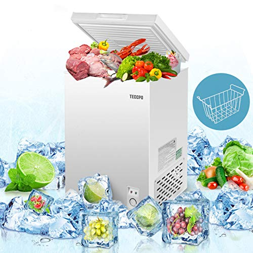 3.5 Cu. Ft Chest Freezer TECCPO