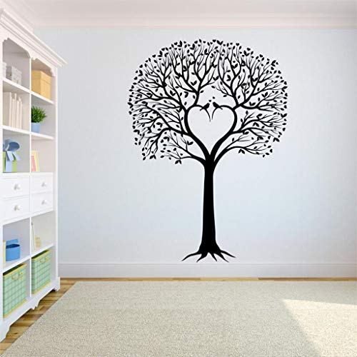 yaonuli The Root of The Tree Wall Decal Sticker is The Root of The Tree of Life in The Bedroom is The big Tree Where The Birds Fly Away 67x94cm