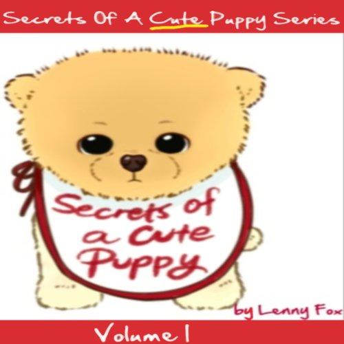 Secrets of a Cute Puppy audiobook cover art