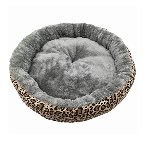 Soft plush dog bed round cat bed warm puppy mat Chihuahua Teddy small dog bed pet bed cat kennel