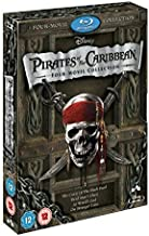 Pirates of the Caribbean: 1-4 Boxed Set