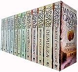 Winston Graham Poldark Series 12 Books Collection Set (Ross Poldark, Demelza, Jeremy Poldark, Warleggan, The Black Moon, The Four Swans, The Angry Tide, The Stranger From The Sea, The Miller's Dance..