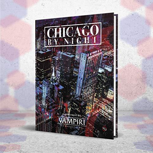 Need Games! Vampiri La Masquerade Chicago By Night (expansión)