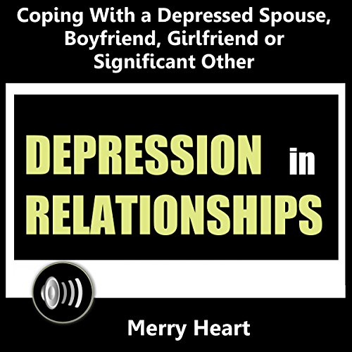 Depression in Relationships audiobook cover art