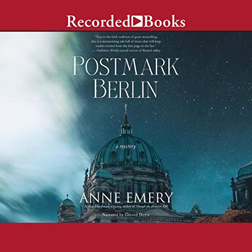 Postmark Berlin audiobook cover art