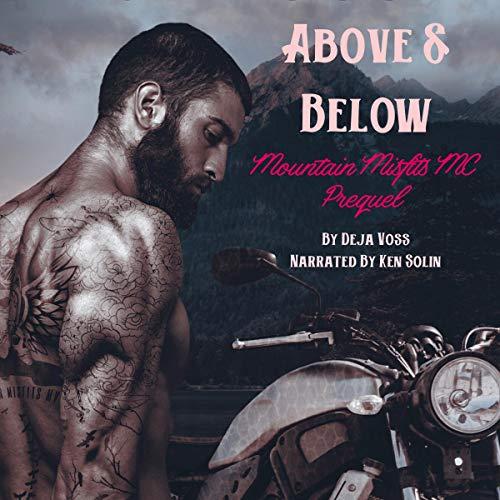 Page de couverture de Above and Below