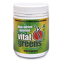 New Improved Formula contains protein sourced from organic peas which offer a complete amino acid profile. A true superfood containing 76 mostly organic ingredients which include naturally occurring whole food source vitamins and both macro and trace...