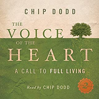 The Voice of the Heart audiobook cover art