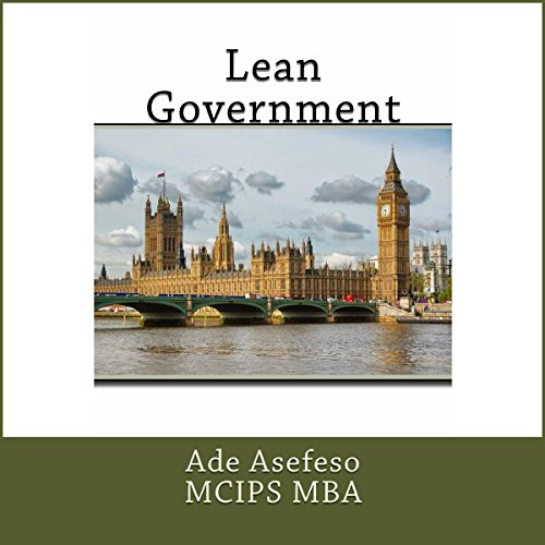 Lean Government cover art