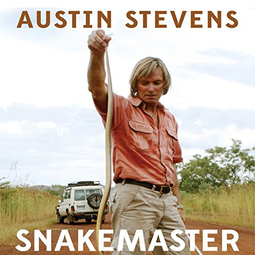 Snakemaster audiobook cover art
