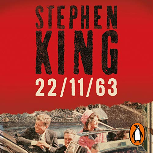 22/11/63 [11/22/63] Audiobook By Stephen King cover art