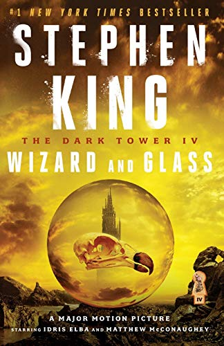 The Dark Tower IV: Wizard and Glass…