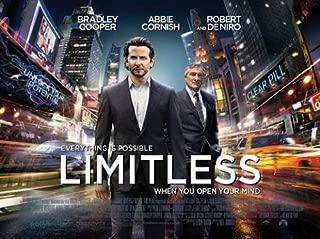 Pop Culture Graphics Limitless Poster Movie UK B 11 x 17 Inches - 28cm x 44cm Robert De NIRO Bradley Cooper Abbie Cornish Anna Friel Johnny Whitworth