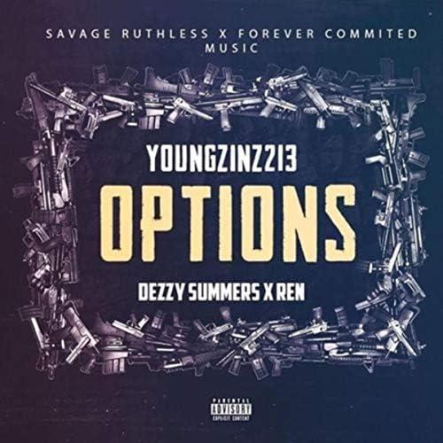 Youngzinz213, ReN & Deezy Summers