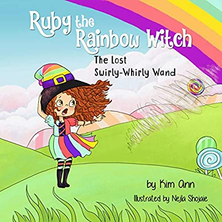 Ruby the Rainbow Witch