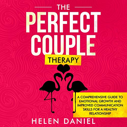 The Perfect Couple Therapy audiobook cover art