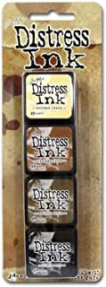 Ranger Tim Holtz Distress Mini Ink Kits-Kit #3