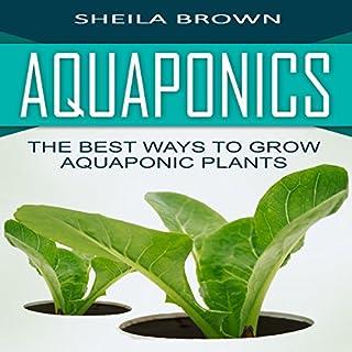 Aquaponics cover art