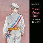 La Fiesta del Chivo [The Festival of Chivo] audiobook cover art