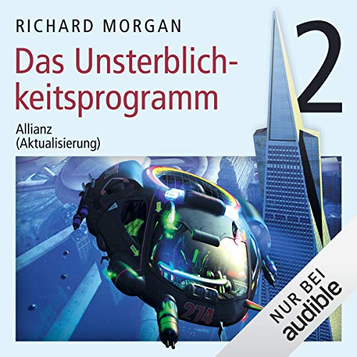 Das Unsterblichkeitsprogramm 2     Kovacs 2              By:                                                                                                                                 Richard Morgan                               Narrated by:                                                                                                                                 Simon Jäger                      Length: 5 hrs and 2 mins     Not rated yet     Overall 0.0