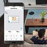 Cecotec Roboterstaubsauger der Serie Conga 3090, 2000 Pa,kompatibel mit Alexa und Google Home, Anwendung mit Karte, Staubsaugen, Fegen, Schrubben und Wischen, 10 Modi, programmierbar, - 5