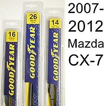 Mazda CX-7 (2007-2012) Wiper Blade Kit - Set Includes 26