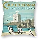 DayToy Reise Südafrika Kapstadt inspirierte Kunst Poster 1