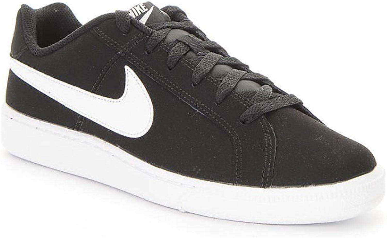 Nike Men's Court Royale 819801-011 Low-Top Sneakers, Black, 10.5 UK