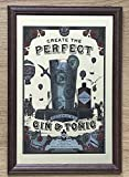 Espejo pequeño Hendrick's Gin