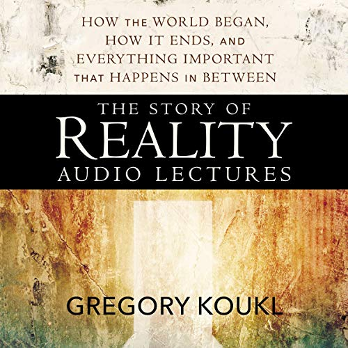 The Story of Reality: Audio Lectures audiobook cover art